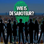 Wie is de Saboteur?