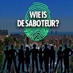 <h6>Wie is de Saboteur?</h6>