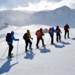 <h6>Ongerept IJsland op sneeuwschoenen</h6>